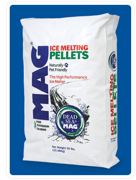 Magnesium Chloride Pellet